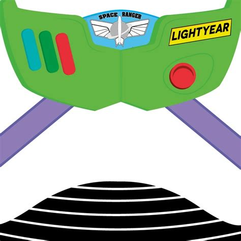 buzz lightyear template buzz lightyear chest plate decals pictures to pin on