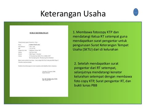 presentasi 5 slide