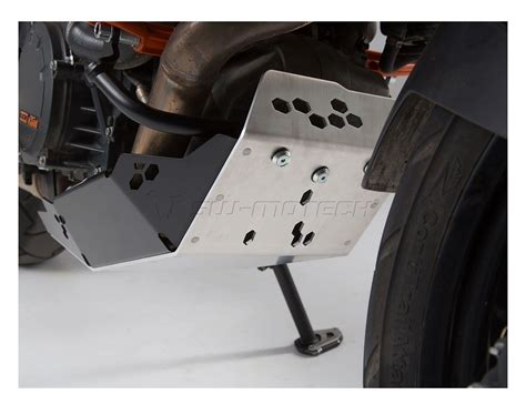 Ktm 1190 Adventure R Skid Plate Sw Motech Skid Plate Ktm 1190 Adventure R 2013 Revzilla