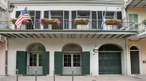 brad pitt and angelina jolie s french quarter home in new brad pitt and angelina drop the price of their new orleans