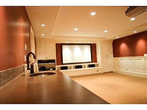 basement media room basement media room with bar media room and basement