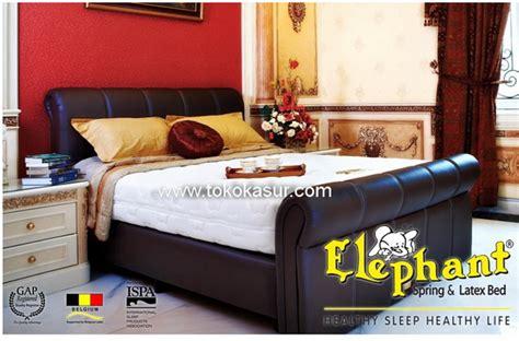 Springbed Elephant Emerald Foam Matras Only 120x200 elephant gajah bed kasur elephant harga matras elephant murah