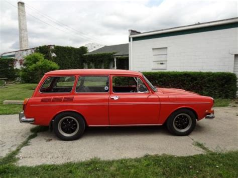 1972 Volkswagen Squareback by Purchase Used 1972 Volkswagen Squareback Kasan Auto