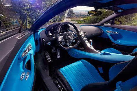 bugatti chiron interior runaway model 2017 bugatti chiron automobile magazine