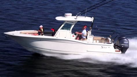 scout boats ratings scout boats 275 xsf youtube