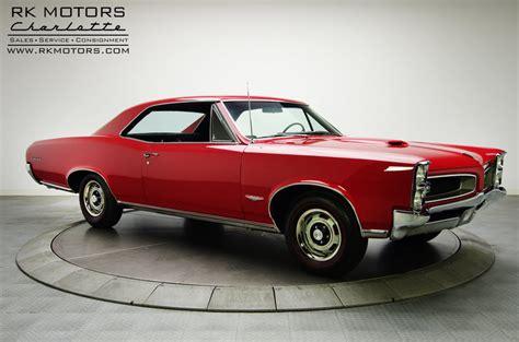 132597 1966 pontiac gto rk motors 132597 1966 pontiac gto rk motors
