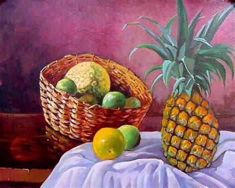cuadros de oleo de frutas cuadros modernos pinturas y dibujos frutas tropicales oleos