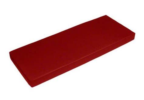 red bench cushion sunbrella jockey red bench cushion cushio com