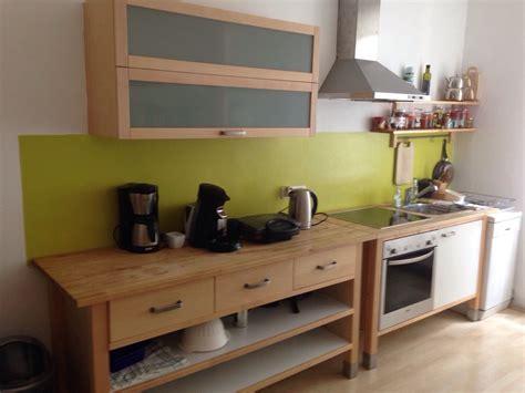 Kitchen Design With Island by Ikea K 252 Chen V 228 Rde Gebraucht Nazarm Com
