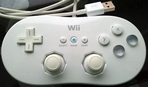 wii classic controller home button acts   reset