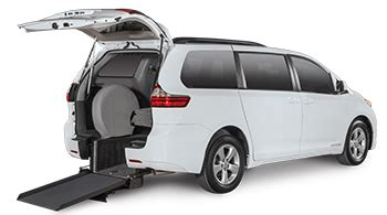 wheelchair vans and handicap accessible vehicles | freedom