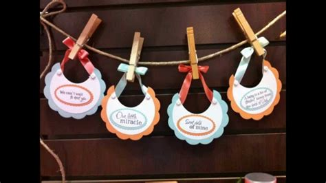 Baby Shower Craft by Best Baby Shower Craft Decorating Ideas