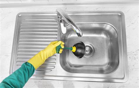 how to unclog kitchen sink with how to unclog a kitchen sink drain with plunger wow blog