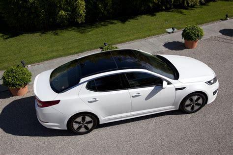 Glasdach Auto by в россии стартовали продажи обновленной Kia Optima