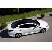 Kia 2013 Optima Hybrid  First Drive