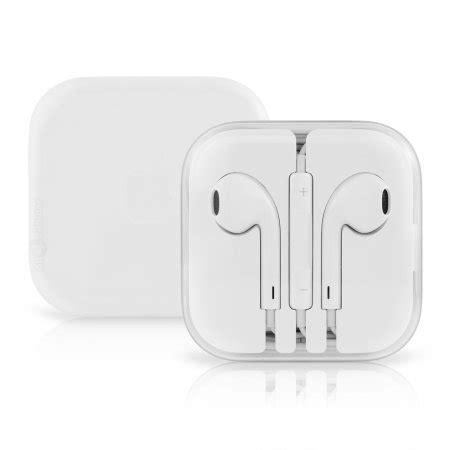 Earphone Apple Ori apple earpods oem original stereo headphones w inline