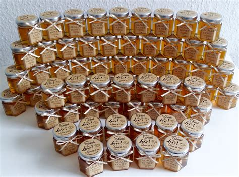 Wedding Favors Honey Jars by Salehoney Wedding Favors Honey Jar Honey By Aliastasteofnature