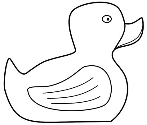 Rubber Duck Coloring Pages Coloring Home Rubber Duck Coloring Pages