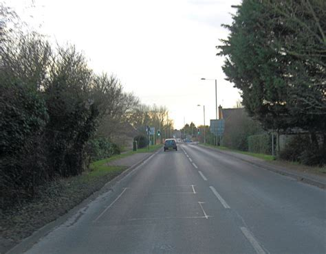 doodlebug junction logan square a4130 junction with trent road 169 stuart logan geograph
