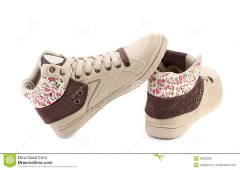 modern shoes for modern shoes for royalty free stock photo image