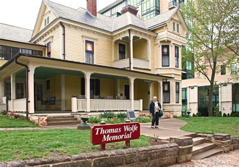 thomas wolfe house house brings thomas wolfe to life news heraldcourier com