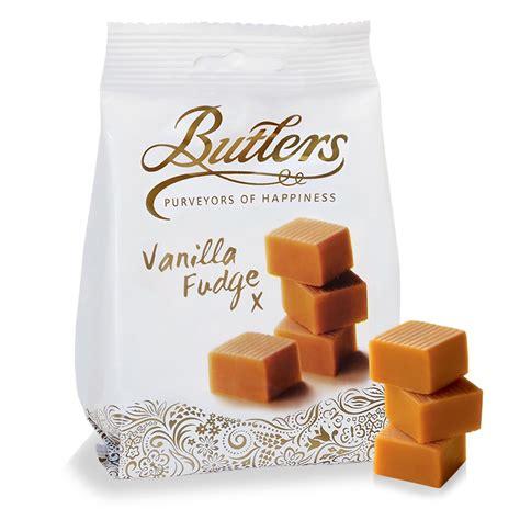 Vanila Bag for me butlers vanilla fudge bag