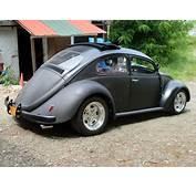 VW Beetle Hot Rod Custom Chopped Rat