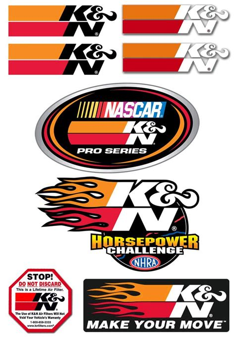 N Car Sticker by 17 Best Images About K N Stickers On Logos