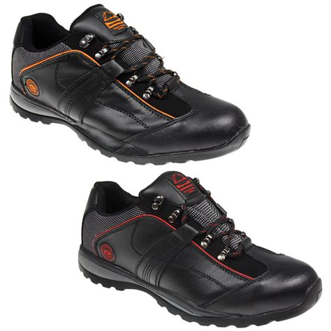 mens steel toe cap work boots mens safety steel toe cap leather work trainers shoes