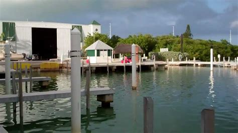 the boat house marathon fl for sale boat house marina slip marathon fl keys youtube