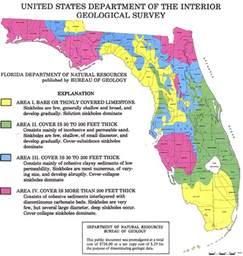 sinkhole map in florida sinkhole map florida florida the the bad the