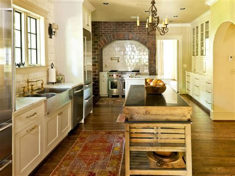 farmhouse kitchen layout country kitchens options and ideas hgtv