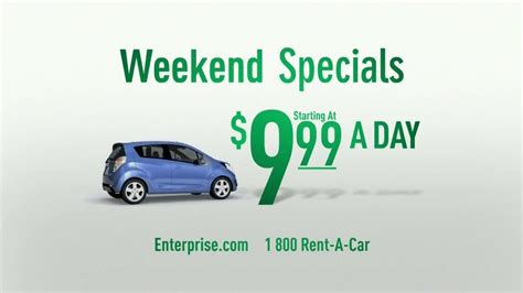 enterprise   weekend special october  discount