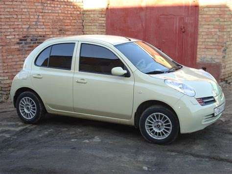 Used 2004 Nissan Micra Photos 1200cc Gasoline Ff