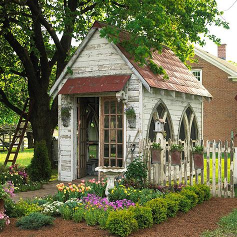 Small Shed Windows Ideas 18 Beautiful Garden Shed Ideas For Your Outdoor Space