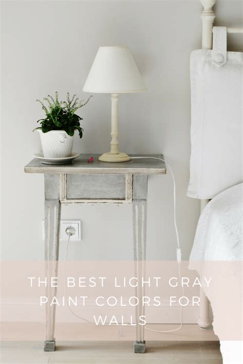 the best light gray paint colors for walls jillian lare