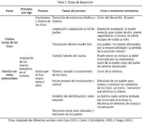 proceso de reconstitucin familiar etapas y tareas scielo conceptualization of family life cycle a view of the production during the period between 2002