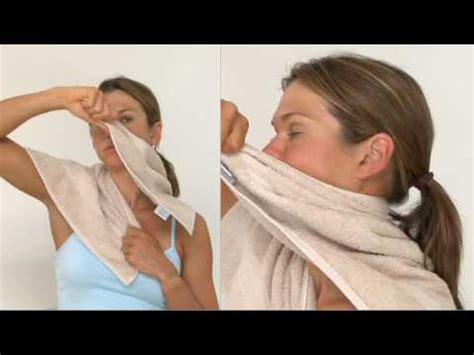 2.1 neck self mobilization youtube