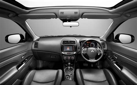 Air Conditioner Curtain Mitsubishi Asx Range Refreshed New Rm105k 2wd Gl