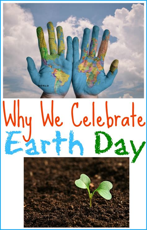 why we celebrate earth day miss frugal