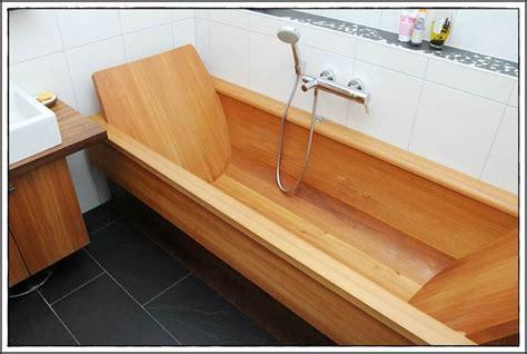 badewanne aus holz badewanne selber bauen holz m 246 bel und heimat design