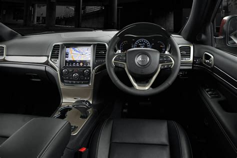 jeep grand cherokee interior 2014 jeep grand cherokee overland crd review
