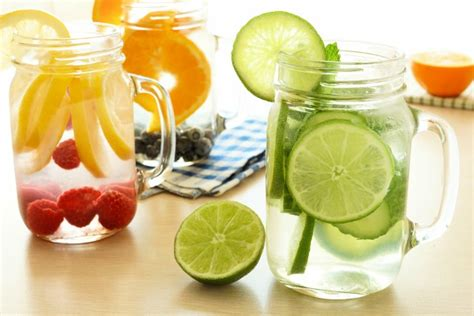 Gut Detox Water by 15 Detox Water Recipes For Weight Loss And Clear Skin