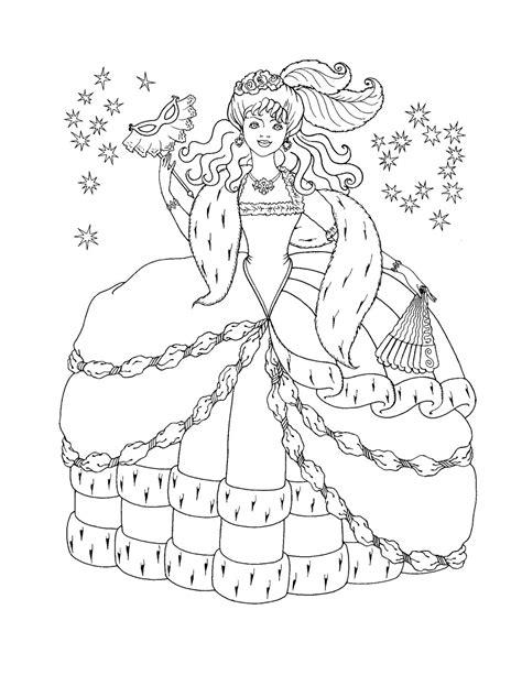 Disney Princess Coloring Pages   #81 Free Printable