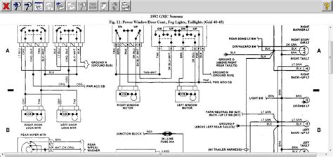 appealing 2000 gmc sonoma fuse box diagram images best image wire binvm us 1992 gmc sonoma fuse box location vacuum auto wiring diagram