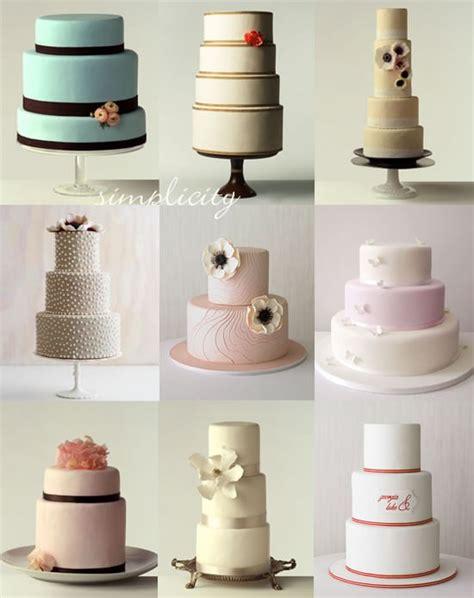 Wedding Cake Sizes by Pasteles De Boda Minimalista Foro Banquetes Bodas Mx