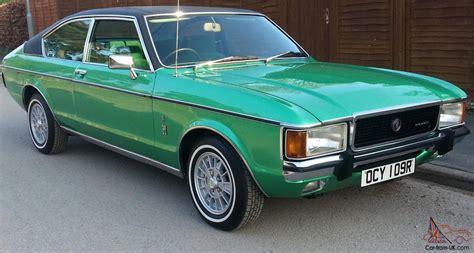 1976 mk1 granada ghia coupe 3 0 v6 automatic stunning