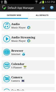 default app manager pro apk default app manager lite apk for android