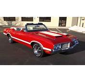 1970 Oldsmobile 442 Cutlass Ram Air 455 Loaded With