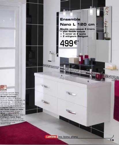 cr馘ence cuisine brico d駱ot meuble salle de bain brico depot
